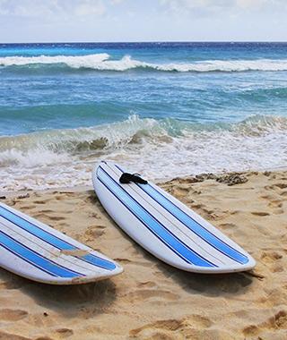 Wakacje z Teneryfie plus surfing